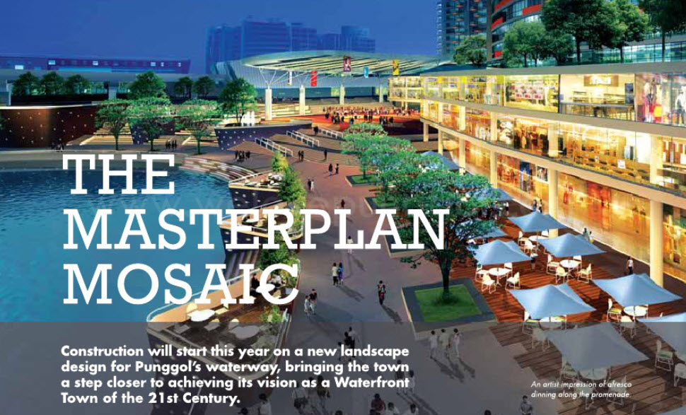 Punggol Masterplan
